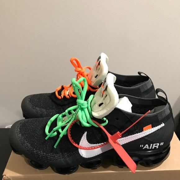 "pretty nice 513eb 9ee02 Nike Vapormax Off-White ""The Ten"""